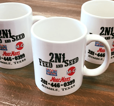 2N1 Feed and Seed Promotional Items