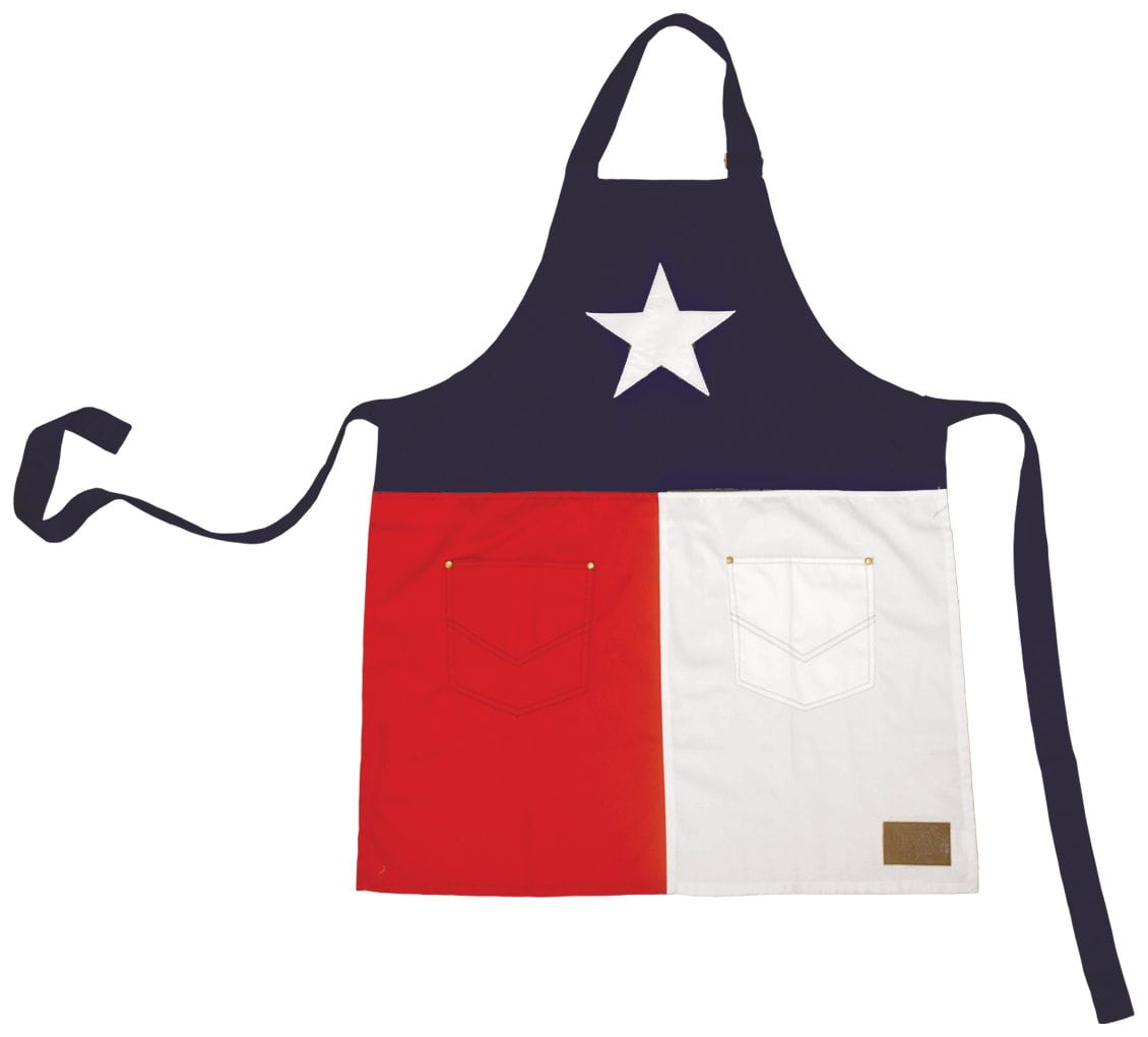 Texas product apron