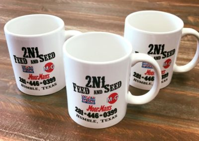 2N1 Feed & Seed Mugs promotional item