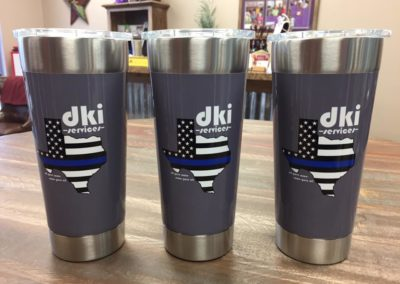 DKI Services Frio cups