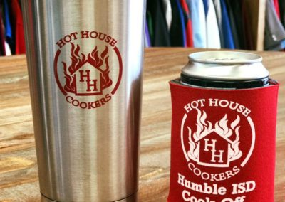 Hot House Cookers Promotional items