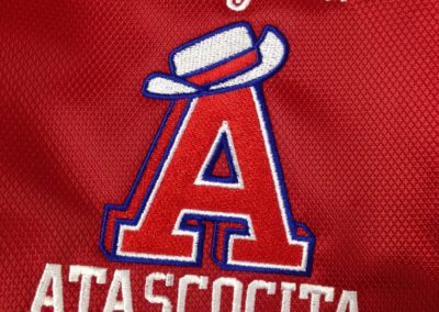 Atascocita Patriettes embroidery