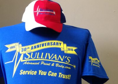 Sullivan's Advanced Paint & Body T-Shirt