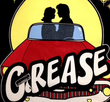 Grease Service Screen Print