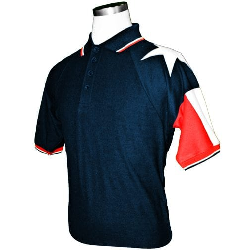Texas Flag Sleeved Shirt