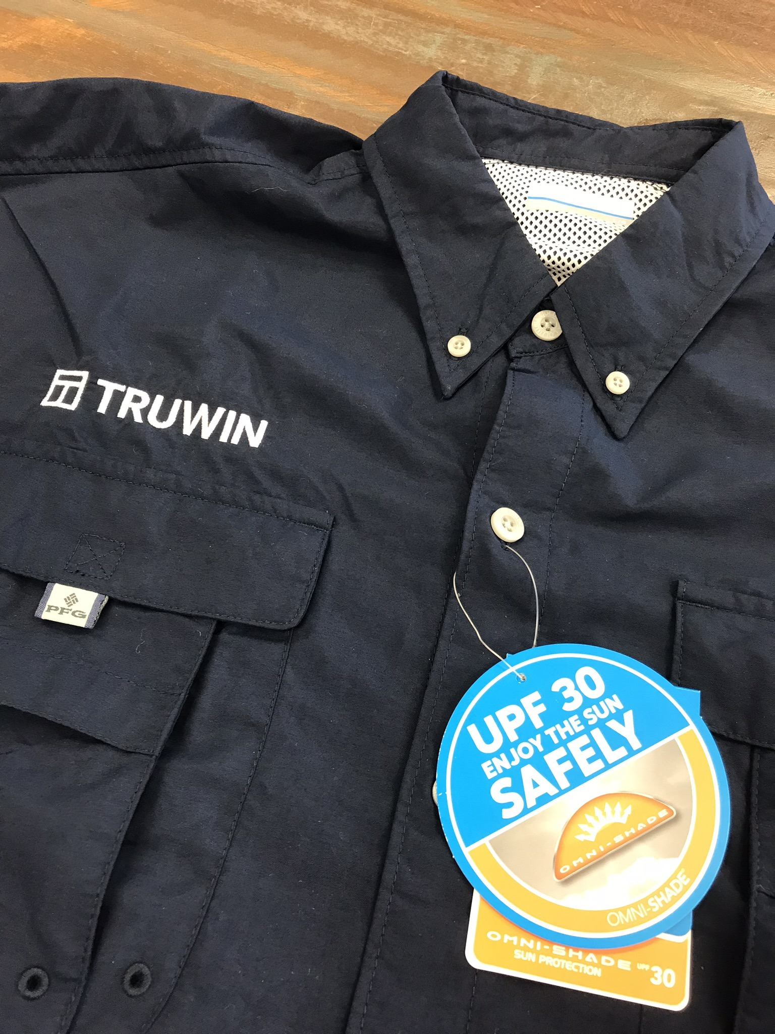 Branded uniform shirts are a great way to market your team to the masses.