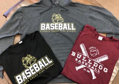 Screen Print-Summer Creek Baseball